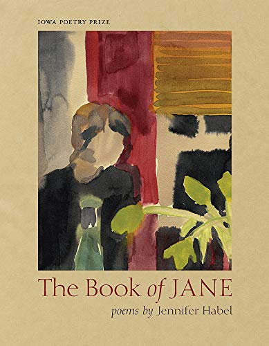 9781609387075: The Book of Jane (Iowa Poetry Prize)
