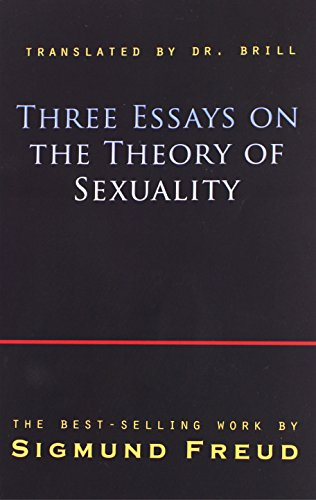 three essays on the theory of sexuality goodreads