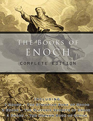 9781609422004: The Books of Enoch: Complete edition: Including (1) The Ethiopian Book of Enoch, (2) The Slavonic Secrets and (3) The Hebrew Book of Enoch