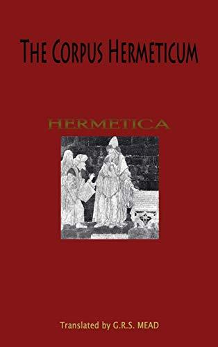 9781609422318: The Corpus Hermeticum