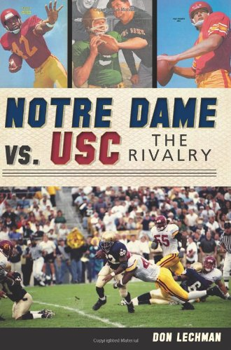 9781609498030: Notre Dame vs. USC: The Rivalry