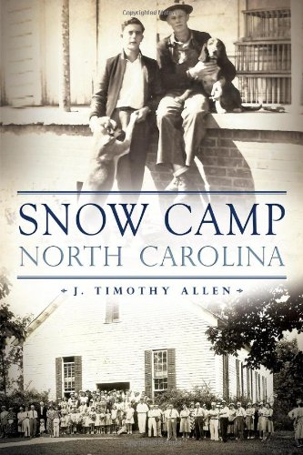 9781609499419: Snow Camp, North Carolina (Brief History)