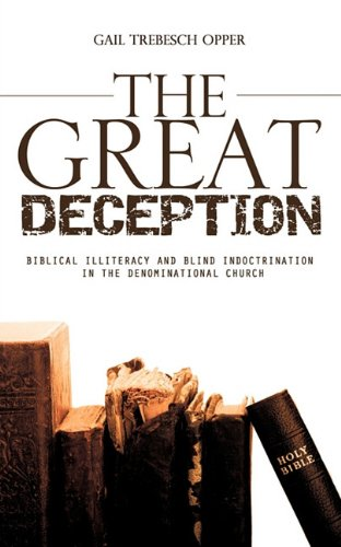 9781609572938: THE GREAT DECEPTION
