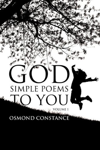 9781609574451: GOD SIMPLE POEMS TO YOU