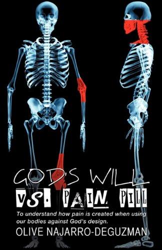 GOD'S WILL VS. PAIN PILL: Olive Najarro-DeGuzman