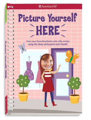 9781609580438: Picture Yourself Here: Turn your favorite photos into silly scenes using the ideas and punch-outs inside!