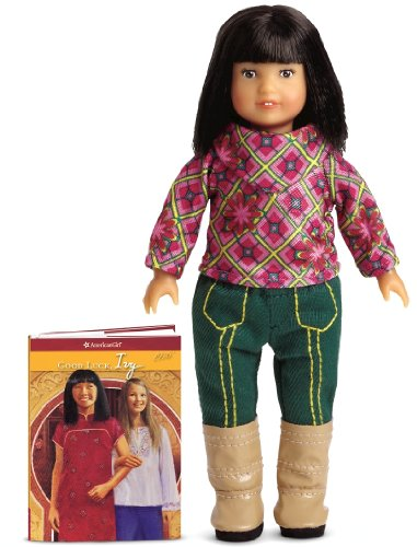 9781609581022: Ivy Ling 1976 Mini Doll [With Mini Book] (American Girls Collection Mini Dolls)