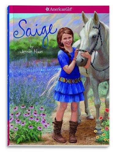Saige (Girl of the Year): Haas, Jessie