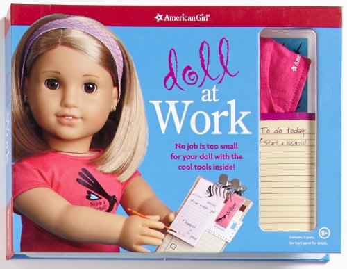 9781609582241: Doll at Work: No job is too small for your doll with the cool tools inside!