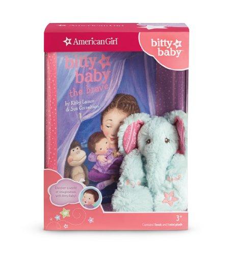 9781609583484: Bitty Baby's Mini Elephant & Book