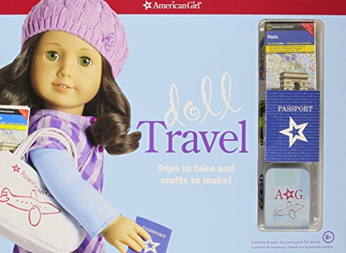 9781609584351: Doll Travel: Trips to take and crafts to make (American Girl)