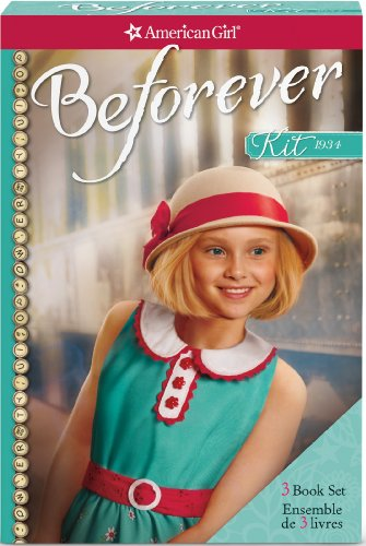 9781609585044: Kit 3-Book Boxed Set (American Girl: Beforever: Kit)