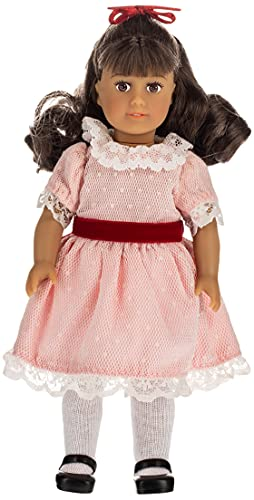 9781609585372: Samantha 2014 Mini Doll & Book (American Girl, Beforever)