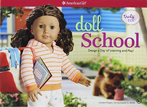 Doll School: Design a Day of Learning: American Girl Publishing