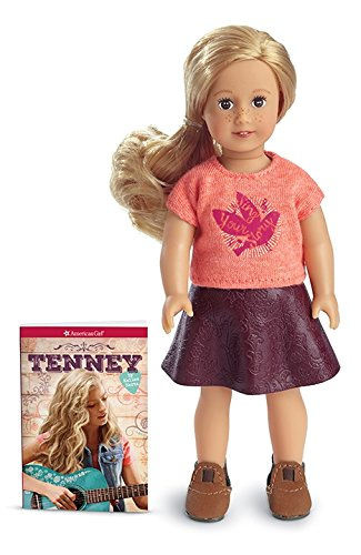Tenney Grant 2017 Mini Doll (Toy): American Girl (COR)