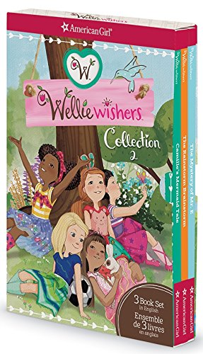 WellieWishers 3-Book Set 2: Valerie Tripp