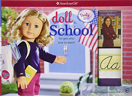 9781609589332: Doll School: For girls who love to teach! (Truly Me)