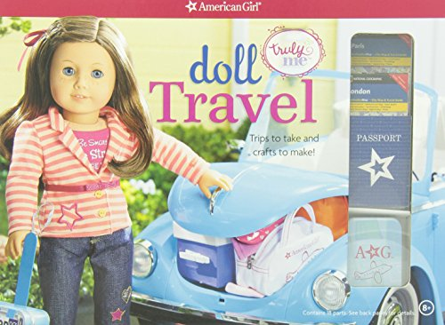 9781609589363: Doll Travel: Trips to take and crafts to make! (Truly Me)