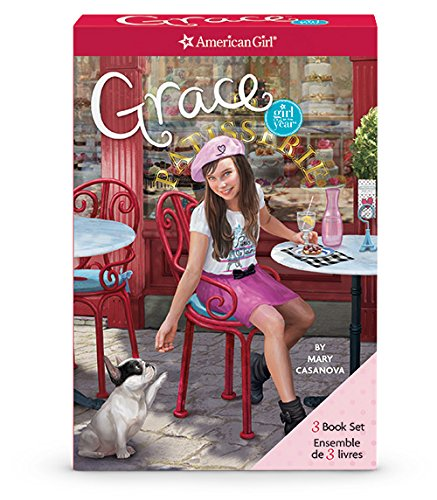 9781609589523: Grace 3-Book Boxed Set