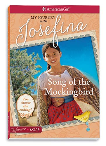 Song of the Mockingbird: My Journey with Josefina: Berne, Emma Carlson