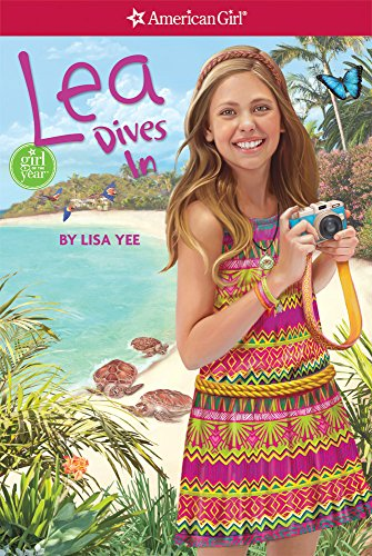 9781609589974: Lea Dives In (Girl of the Year)