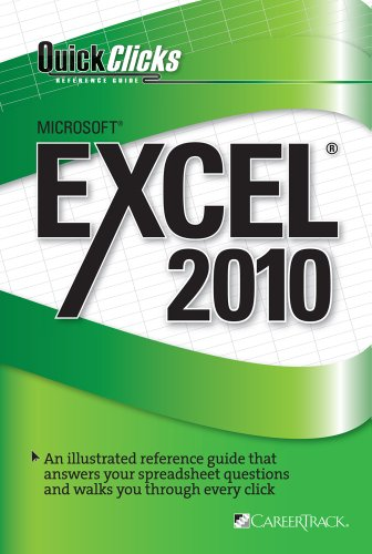 9781609590376: QuickClicks Excel 2010