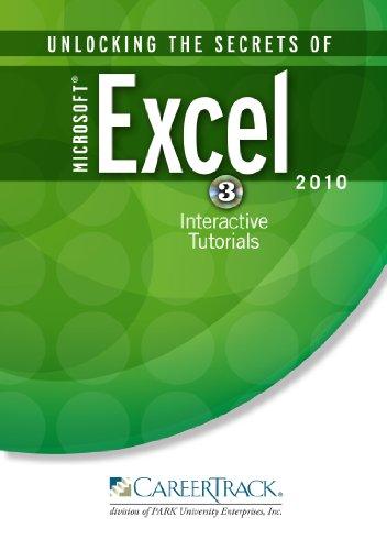9781609590451: Unlocking the Secrets of Microsoft Excel 2010