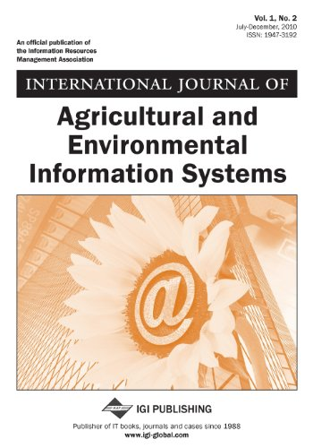 9781609609504: International Journal of Agricultural and Environmental Information Systems