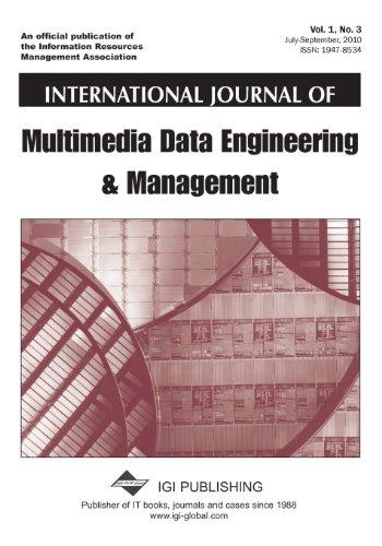 9781609609801: International Journal of Multimedia Data Engineering & Management
