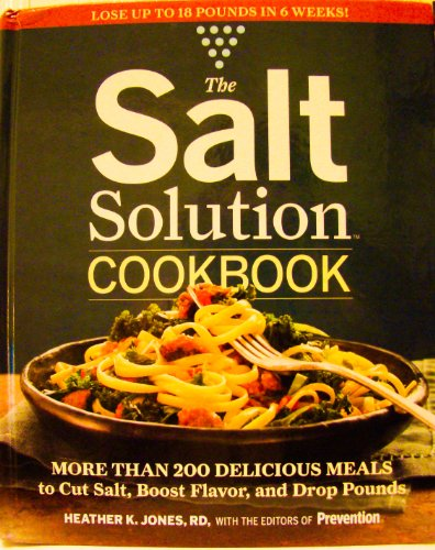 9781609610142: The Salt Solution Cookbook