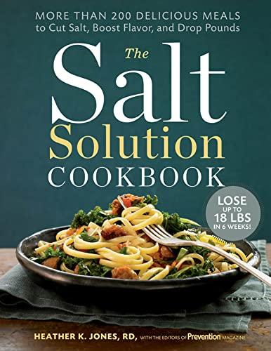 9781609610463: The Salt Solution (TM) Cookbook - CANCELLED