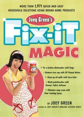 9781609610869: Joey Green's Fix-iT Magic Spiral