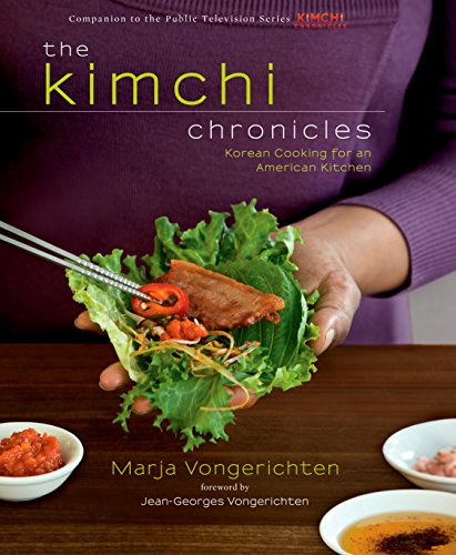 9781609611279: The Kimchi Chronicles: Korean Cooking for an American Kitchen