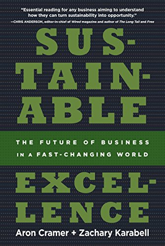 9781609611804: Sustainable Excellence: The Future of Business in a Fast-Changing World