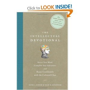 9781609612054: The Intellectual Devotional