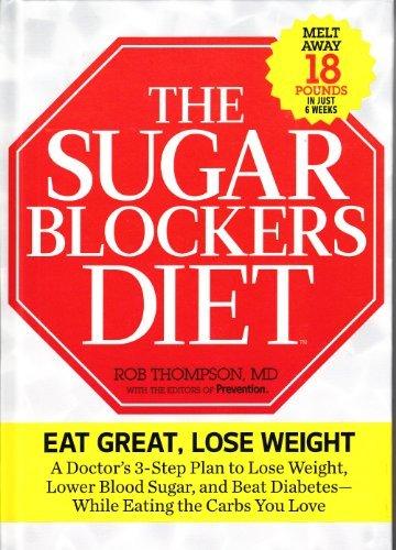 9781609612535: The Sugar Blockers Diet