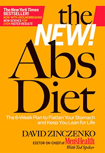 9781609613839: The New Abs Diet: The 6-Week Plan to Flatten Your Stomach and Keep You Lean for Life
