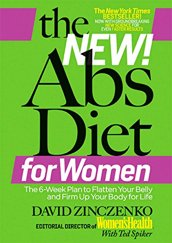 9781609613846: The New Abs Diet for Women: The Six-Week Plan to Flatten Your Stomach and Keep You Lean for Life