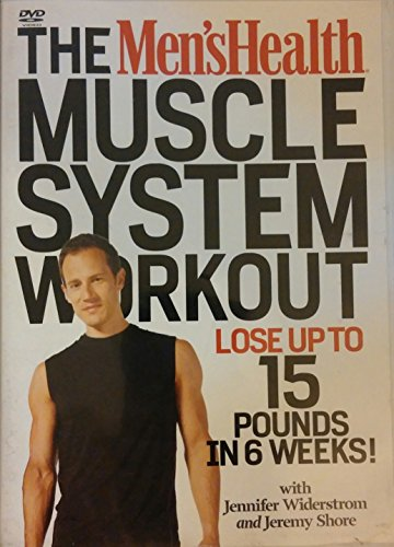 9781609616533: The Men's Health Muscle System Workout - Lose Up To 15 Pounds in 6 Weeks!