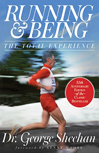 9781609619305: Running & Being: The Total Experience