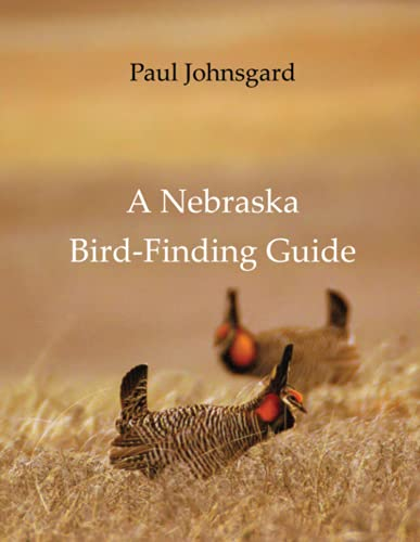 9781609620110: A Nebraska Bird-Finding Guide