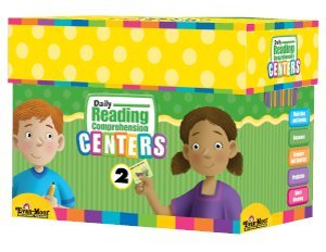 9781609631215: Daily Reading Comprehension Centers, Grade 2 Classroom Kit