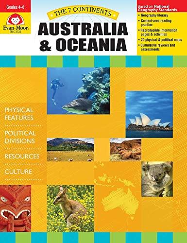 Australia and Oceania: Evan-Moor Educational Publishers