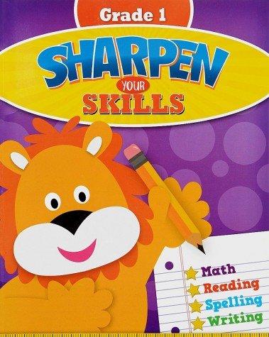 Sharpen Your Skillls grade 1, Math Reading: Author