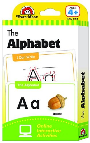 9781609639402: Flashcards: The Alphabet (Learning Line Flashcards)