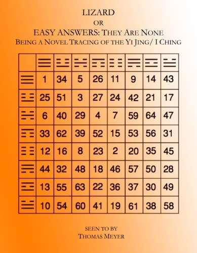 9781609641276: Lizard: or Easy Answers They Are None Being a Novel Tracing of the Yi Jing/ I Ching