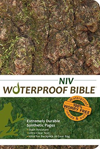 Waterproof Bible-NIV-Camouflage (Paperback)