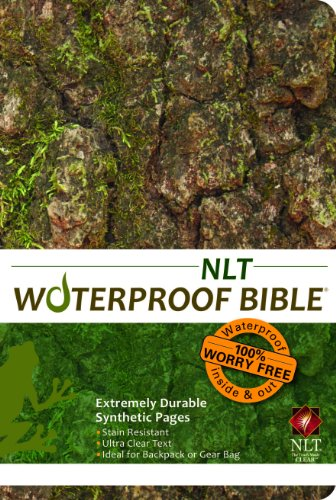 9781609690083: Waterproof Bible - NLT - Camouflage