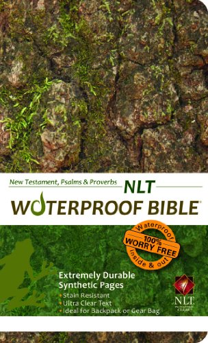 9781609690090: Waterproof Durable New Testament with Psalms and Proverbs-NLT-Camouflage