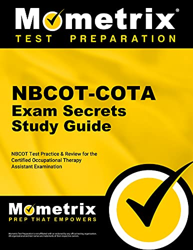 9781609710194: NBCOT-COTA Exam Secrets Study Guide: NBCOT Test Review for the Certified Occupational Therapy Assistant Examination